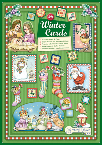 9.0001 3D Wintercards
