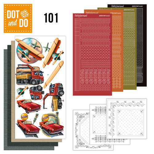 DODO101 Dot and Do 101 - Vintage Vehicles