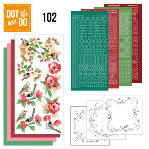 DODO102 Dot and Do 102 - Garden Classics