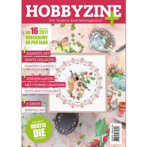 HZ01701 Hobbyzine Plus 16
