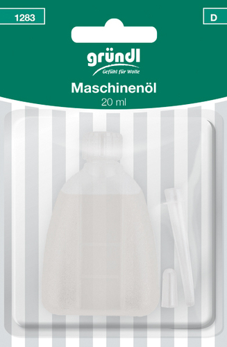 1283 (D) Naaimachineolie 20ml