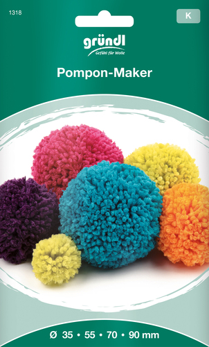 1318 (K) Pompoenmaker Set 35mm. 55mm. 70mm. 90mm
