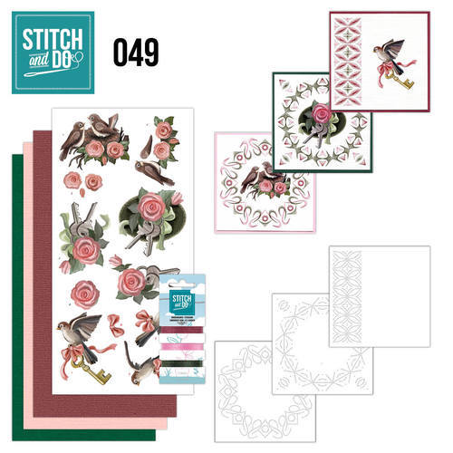STDO049 Stitch and Do 49 - Verhuizen