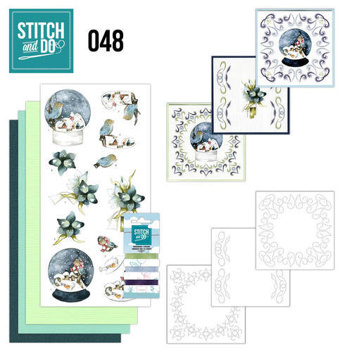 STDO048 Stitch and Do 48 - Winterfun