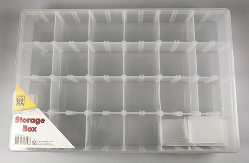 STOR-0423 Storage box - 24 vaks
