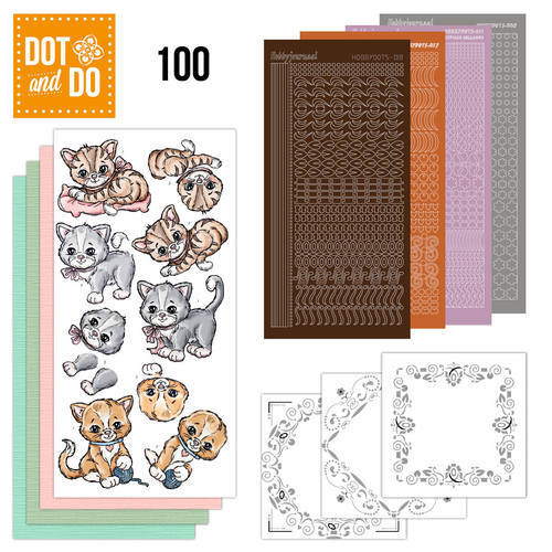 DODO100 Dot and Do 100 - Katten