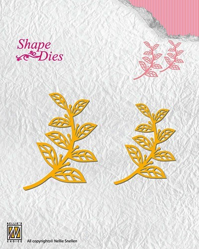 SD127 Shape Dies text leaves-2