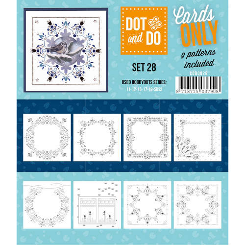 CODO028 Dot & Do - Cards Only - Set 28