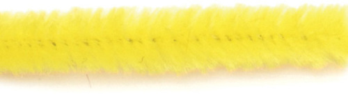 4597-09227 Chenille draad 9mmx50cm goudgeel 10st