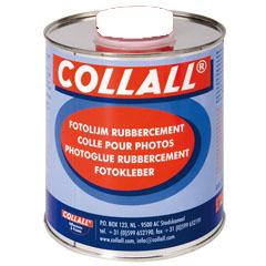 COLFO1000 Collall Fotolijm blik 1000ml