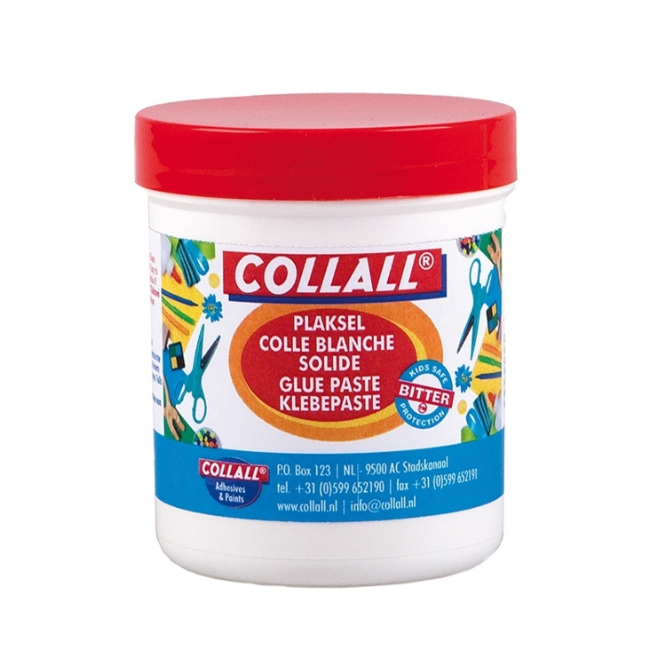 COLPL150SP Collall Plaksel pot 150 gr.+ spatel