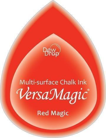 GD-000-012 Versa Magic Dew drops Red Magic