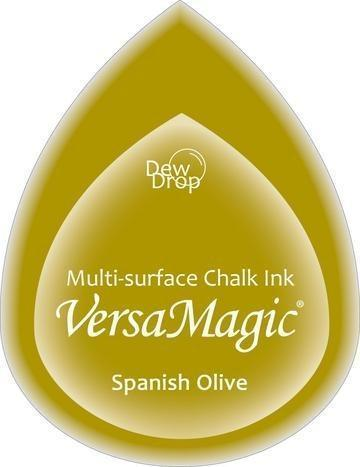 GD-000-059 Versa Magic Dew drops Spanish Olive