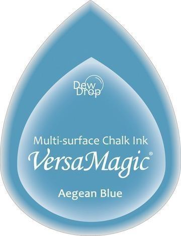 GD-000-078 Versa Magic Dew drops Aegean blue