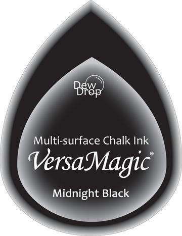 GD-000-091 Versa Magic Dew drops Midnight black