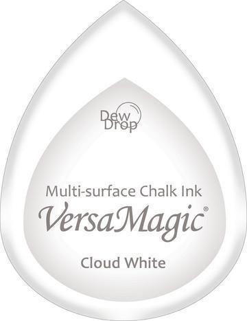GD-000-092 Versa Magic Dew drops Cloud White