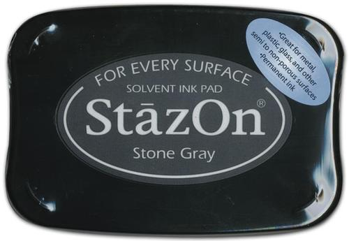 SZ-000-032 Stazon Ink pad stone gray