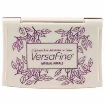 VF-000-037 Inkpads Versafine Imperial purple
