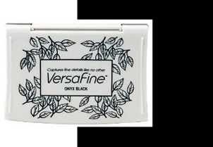 VF-000-082 Inkpads Versafine Onyx black