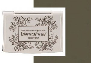 VF-000-083 Inkpads Versafine Smokey grey
