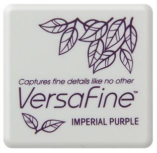 VF-SML-037 Versafine ink pads small Imperial purple