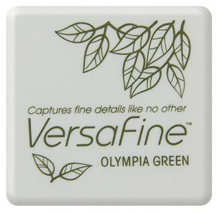 VF-SML-061 Versafine ink pads small Olympia Green