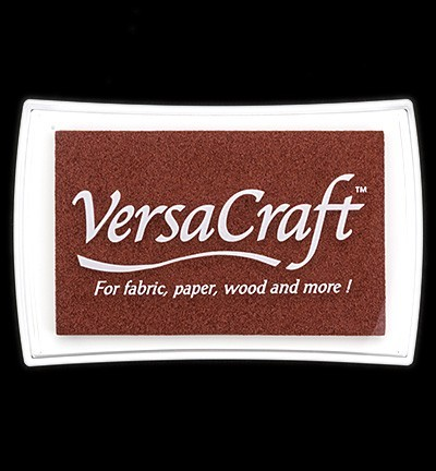 VK-000-154 Versacraft inkpad Chocolate