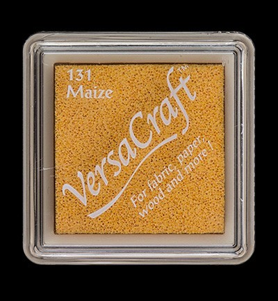 VK-SML-131 Versacraft inkpad small Maize