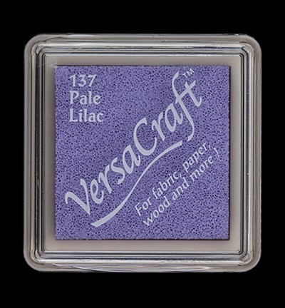 VK-SML-137 Versacraft inkpad small Pale Lilac