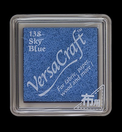 VK-SML-138 Versacraft inkpad small Sky Blue