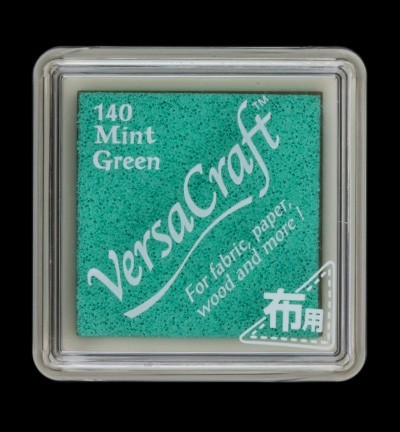 VK-SML-140 Versacraft inkpad small Mint green