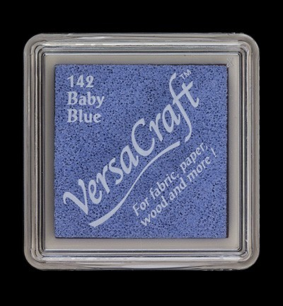 VK-SML-142 Versacraft inkpad small Baby Blue