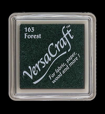VK-SML-163 Versacraft inkpad small Forest