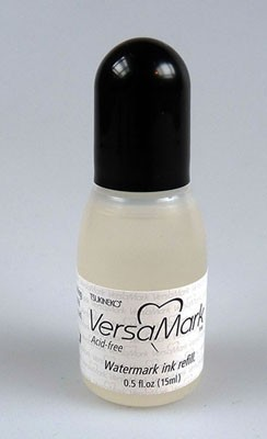 VMR-000-001 Refill bottle versamerk ink Transparent
