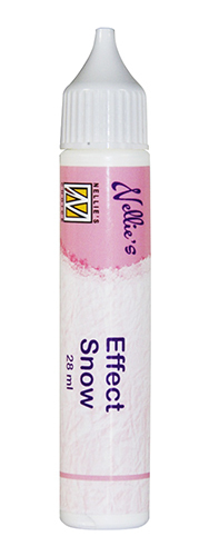 EFSNE001 Effect snow 28ml/tube