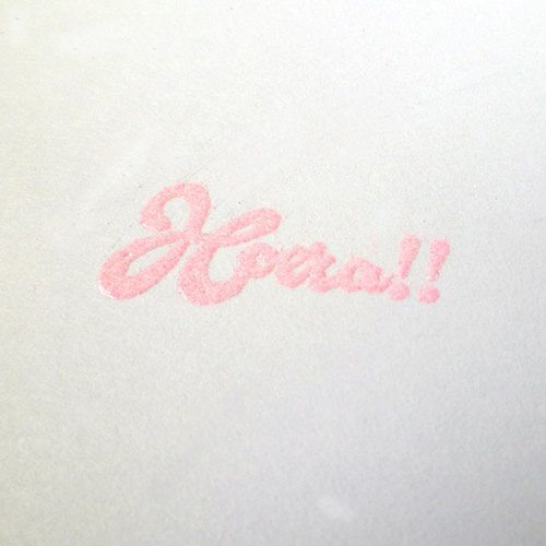 EMP006 Embossing Powder Baby pink