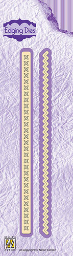 ED007 Edging Dies Decoration borders set-3
