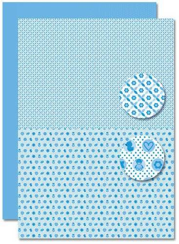 NEVA080 background sheets doublesided Babyboy miscellany