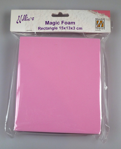 NMMMF003 Magic Foam blocs rectangle 15 x 13 x 3cm