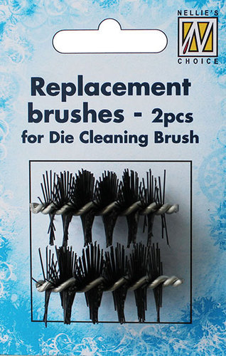 RDCB001 Spare brushes for Die cleaning brush DCB001