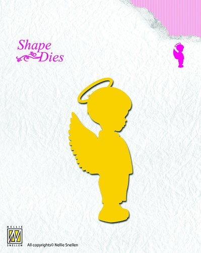 SD073 Shape Dies Angel-boy