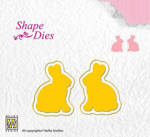 SD122 Shape Dies rabbits