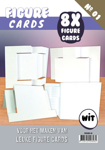 Figure Cards 1 - Wit