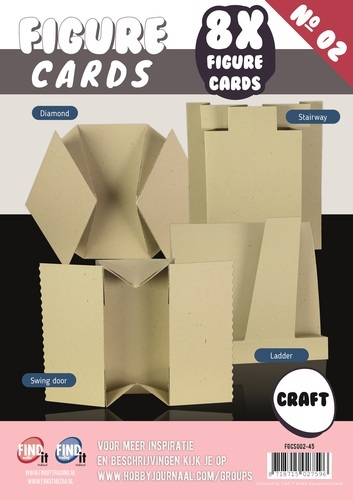 FGCS002-45 Figure Cards 2 - Craft