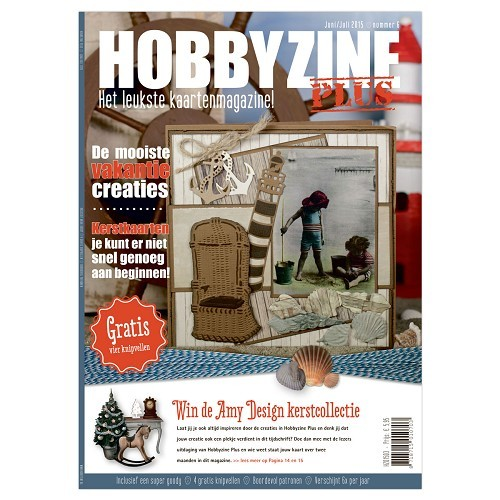 HZ01503 Hobbyzine Plus 6