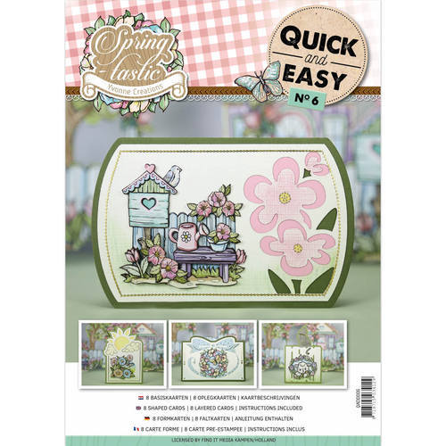 QAE10006 Quick and Easy 6 - Spring-tastic