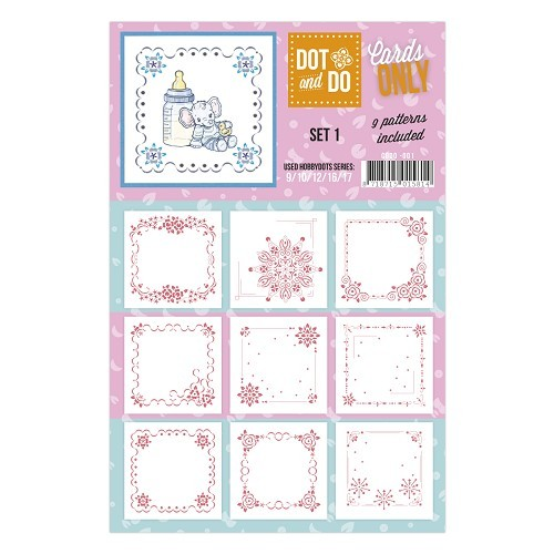 CODO001 Dot & Do - Cards Only - Set 1
