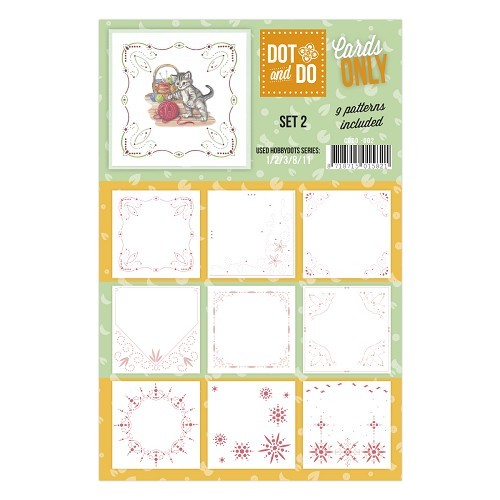 CODO002 Dot & Do - Cards Only - Set 2