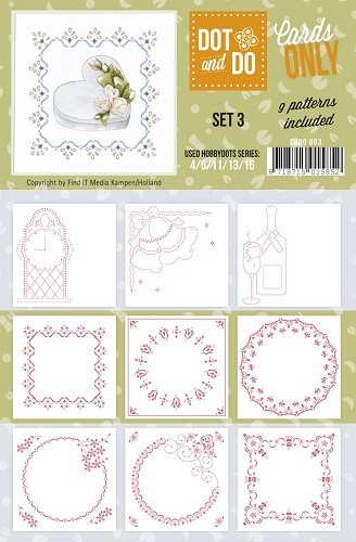 CODO003 Dot & Do - Cards Only - Set 3
