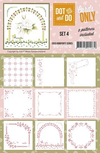 CODO004 Dot & Do - Cards Only - Set 4